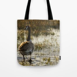 The Golden Goose Tote Bag