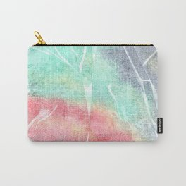 Tricolor in watercolor Carry-All Pouch