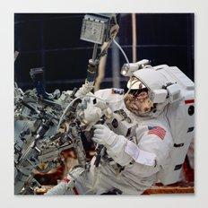 NASA - Astronaut Canvas Print