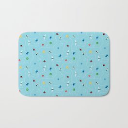 Flight of the Insects Bath Mat