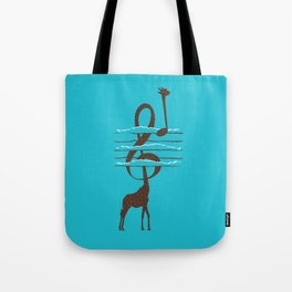 High Note Tote Bag