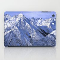 giants iPad Cases featuring Giants by Robin Curtiss