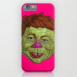 Alfred E. Newman MAD iPhone Case