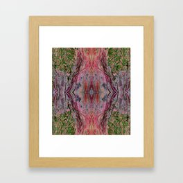 Circulate Framed Art Print