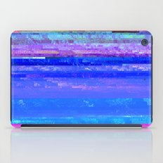 Glitch Forest iPad Case