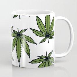 Pot Leaves Coffee Mug