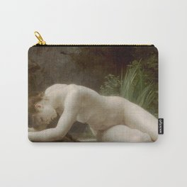 BIBLIS - WILLIAM-ADOLPHE BOUGUEREAU Carry-All Pouch