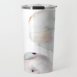 Neutral Space - Mellow Serenity in these Calming Hues Travel Mug