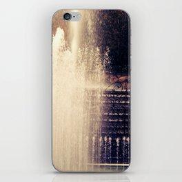 Fountains  iPhone Skin