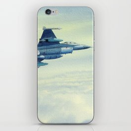 F-16 Fighting Falcon Aircraft iPhone Skin