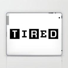 Tired Magazine Laptop & iPad Skin