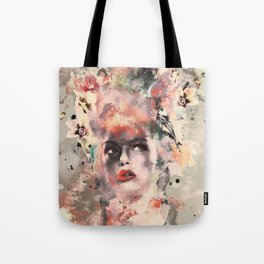 Attractive Women Tote Bag