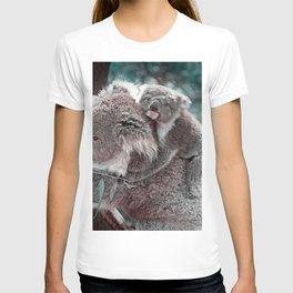 Koala, Mummy and Baby T-shirt