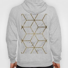 Gatsby golden marble Hoody