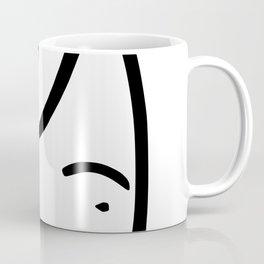 Smile and Anger Coffee Mug