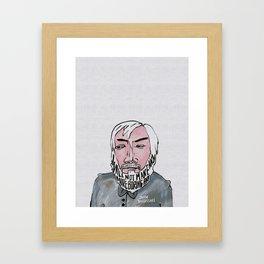 John Baldessari Framed Art Print