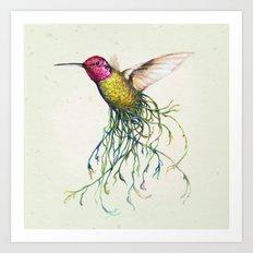 'Roots' Art Print