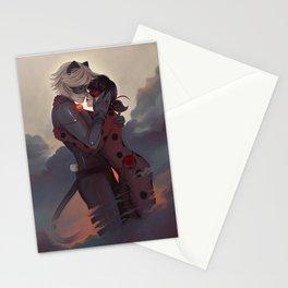 Miraculous Ladybug Stationery Cards
