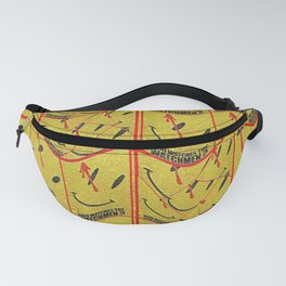 Who Watches The Watch Ones? Fanny Pack