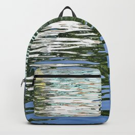 Colorful Reflections Abstract Backpack