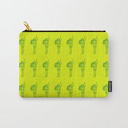 Ancient Nymph Mythical Mythology Color Pattern Carry-All Pouch