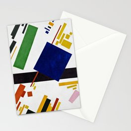 Kazimir Malevich - Suprematist composition Stationery Cards