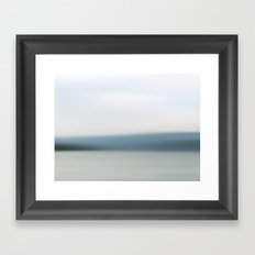 Canandaigua Lake 011313 1 Framed Art Print