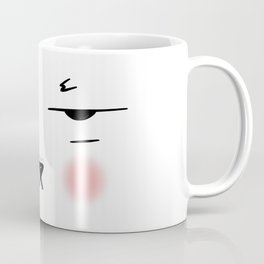 My resting face Coffee Mug