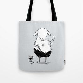 Unconventionality Tote Bag