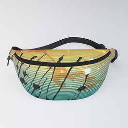 Modern Abstract One Fanny Pack