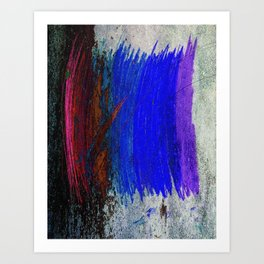 Abstract 5 Art Print