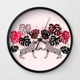 women support women Wall Clock