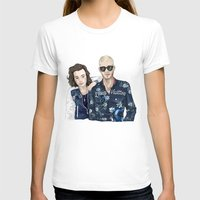 lv T-shirts featuring The LV Squad by Art of Nanas