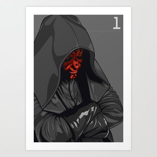 Episode 1 Art Print