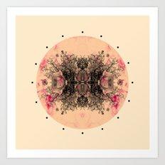 M.D.C.N. xv Art Print