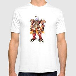 Mecha Owl T-shirt