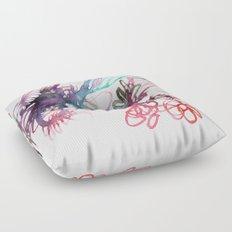 Galaxies Floor Pillow