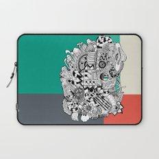 Orden inverso Laptop Sleeve