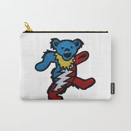 The Dead Dancing Bear Carry-All Pouch