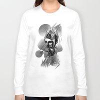 metropolis Long Sleeve T-shirts featuring METROPOLIS by DIVIDUS DESIGN STUDIO
