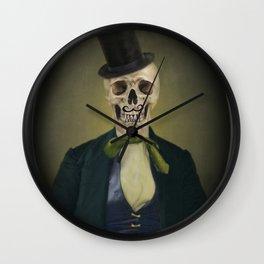 Mister Hinch Wall Clock