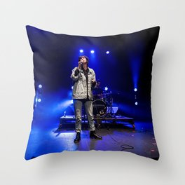 The Jezabels_01 Throw Pillow