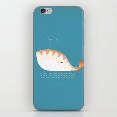 Legal Whale-Sushi iPhone & iPod Skin