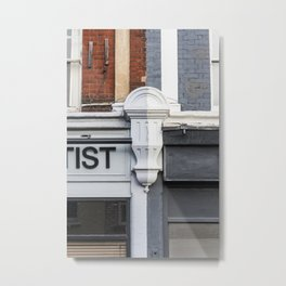 London 6 Metal Print