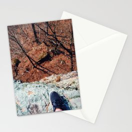 Over the Edge Stationery Cards