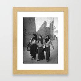 Luxor - Egypt Framed Art Print