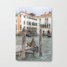 Venezia 102 Metal Print