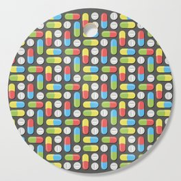 Pills and capsules Cutting Board