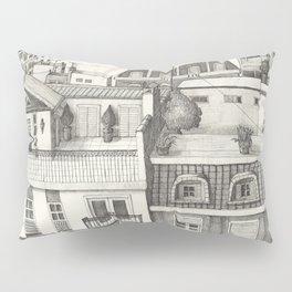 B.A. Roof Top Paradise Pillow Sham