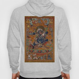 Yamantaka, Destroyer of the God of Death Hoody